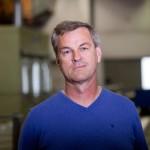 Bjørnar Frydenberg er produksjonsleder hos Aven Holmestrand AS.