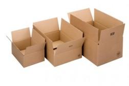 Bølgepapp emballasje