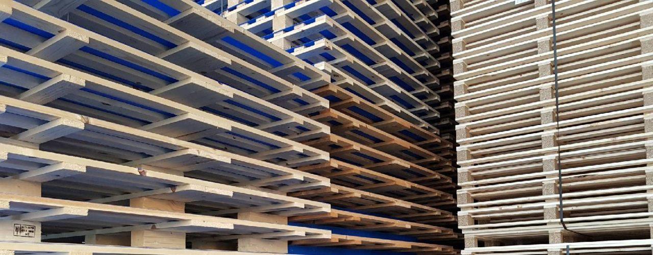 Se vårt store utvalg av paller, tre- og platekasser og emballasje.