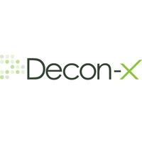 Logo for Decon-X