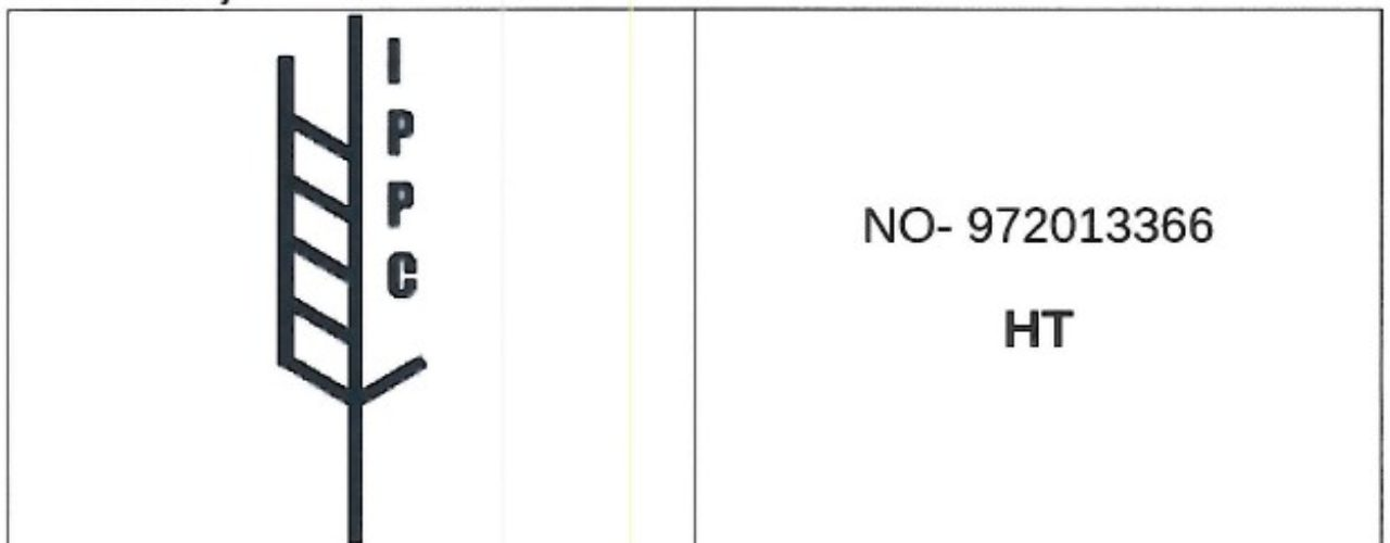 Sertifikat - Aven er lisensiert av Mattilsynet og kan merke produktene i henhold til ISPM15