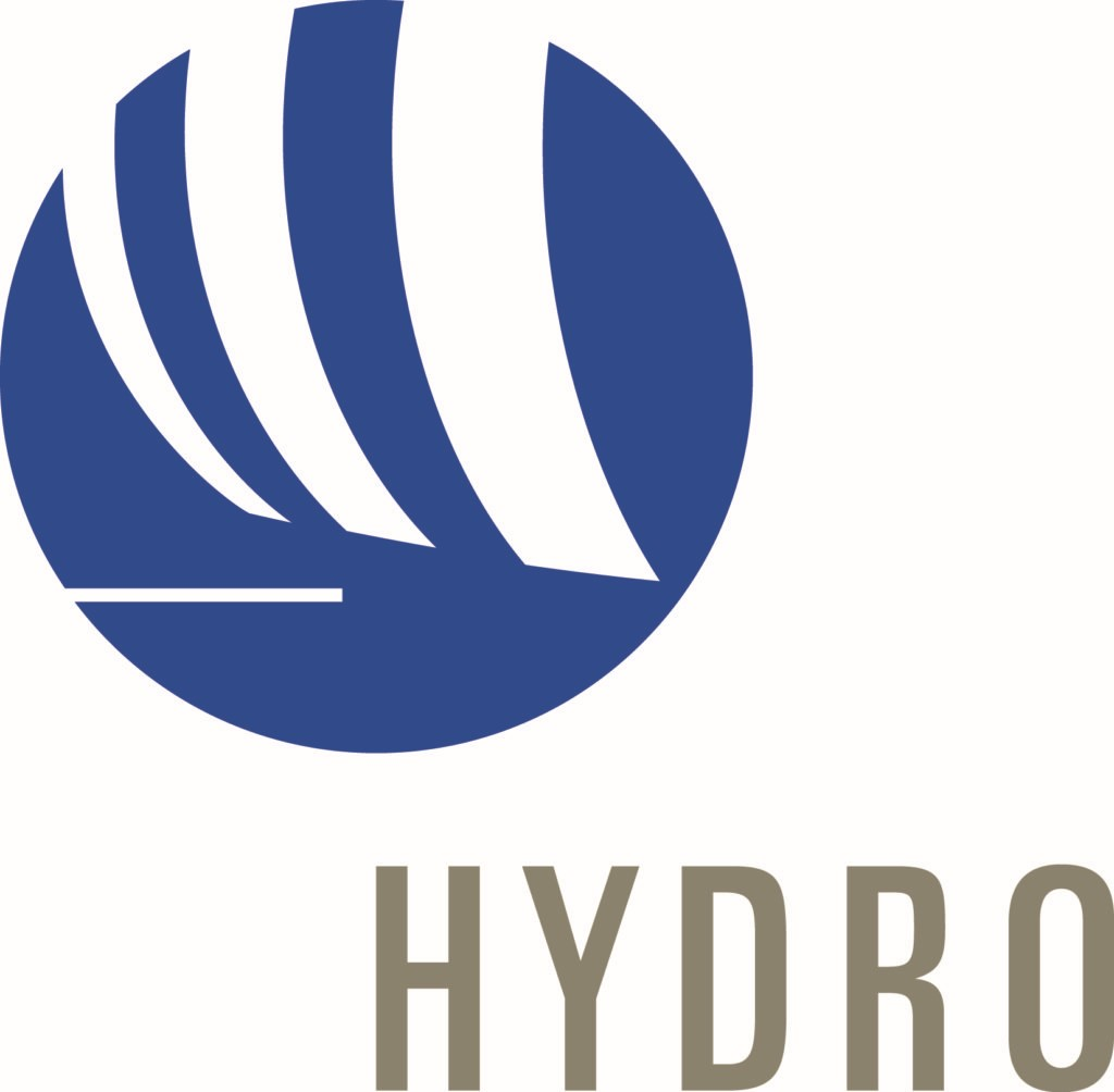 Logo for Hydro